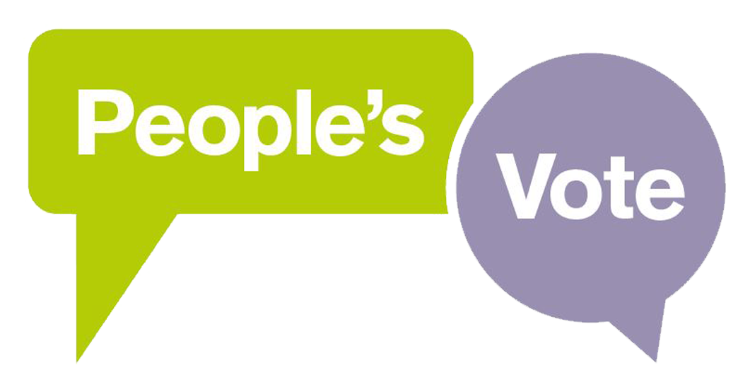 Peoples Vote Logo